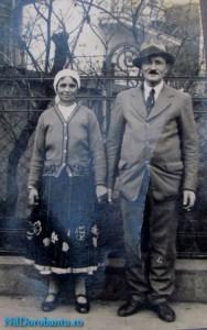 Dumitru si Ana Dorobantu parintii2
