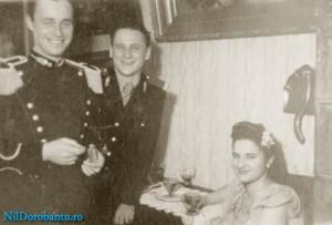 Gheorghe cu Bilae (Nicolae) la petreceri